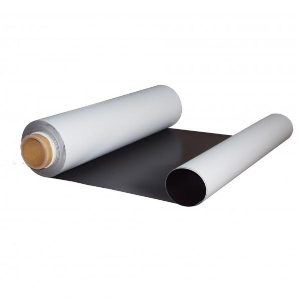 Cuộn nam châm dẻo màu trắng (độ dày 0.75mm)