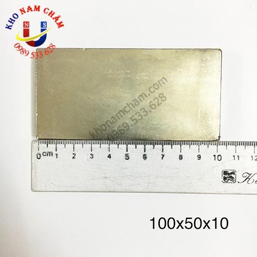 Nam châm viên 100x50x10 mm