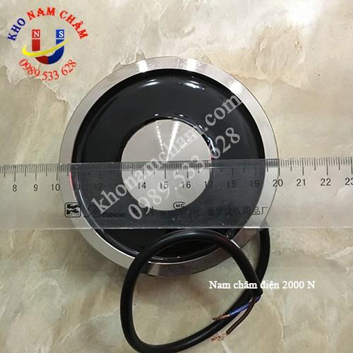 Nam châm điện 200 Kg/DC24V