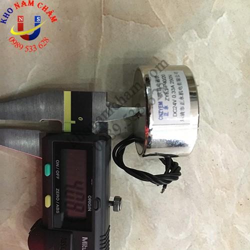 Nam châm điện 25 KG/24V