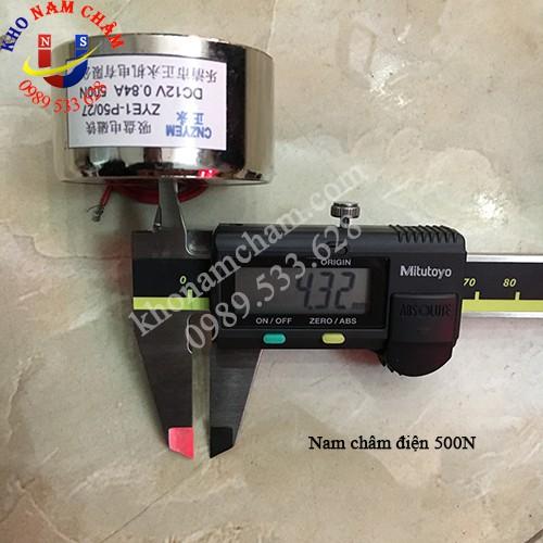 Nam châm điện 50 KG/DC12V