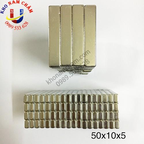 Nam châm viên 50x10x5 mm